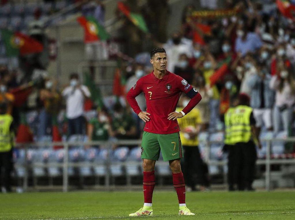 Beruntungnya Portugal Punya Cristiano Ronaldo