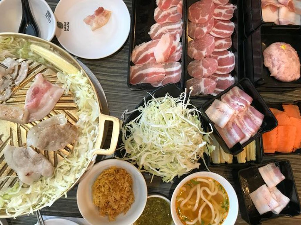 7 Tips Makan All You Can Eat Anti Gemuk dari dr Richard Lee