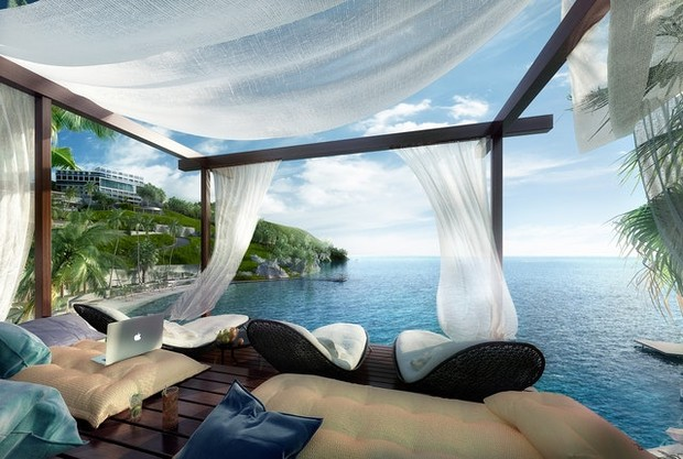 Ilustrasi hotel/pexels.com/ Quark Studio