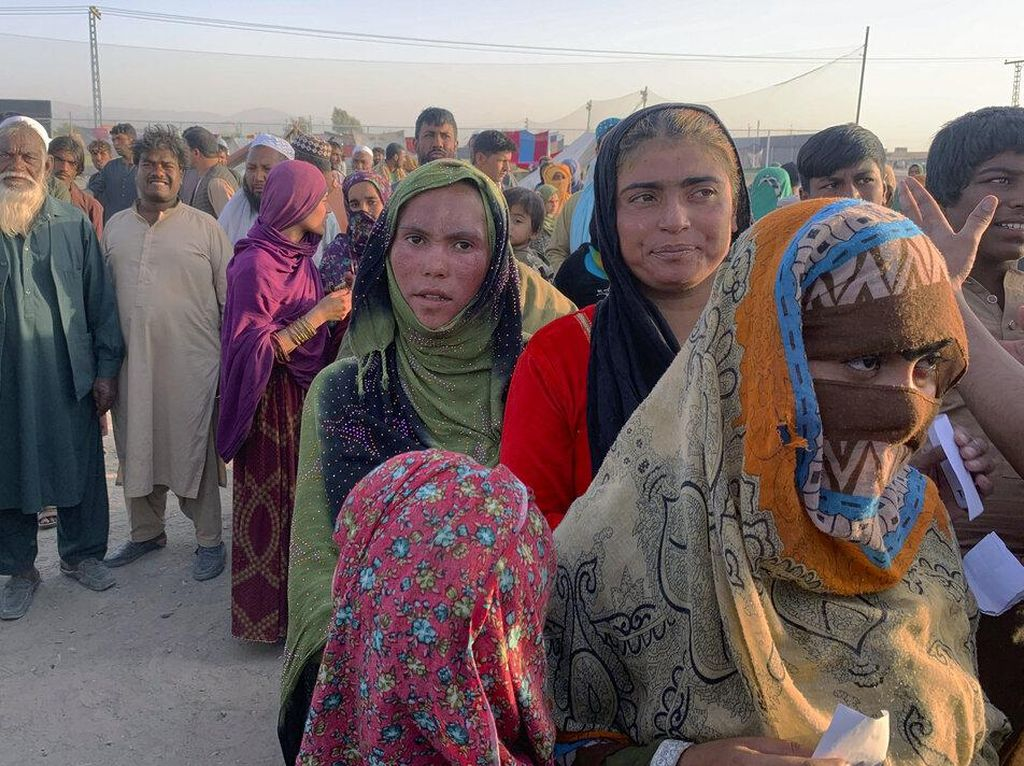 Negara-negara Asia Tengah Tak Mau Tampung Pengungsi Afghanistan