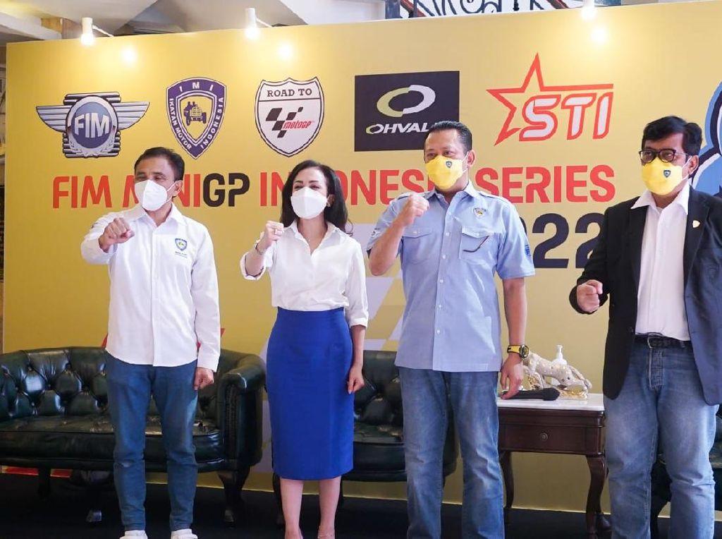 Siap-siap! Ada MiniGP Indonesia Series pada 2022 di Mandalika
