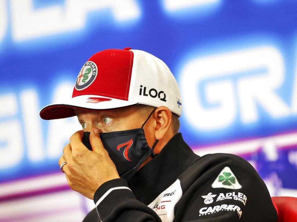 Kimi Raikkonen Pensiun di Akhir Musim F1 2021