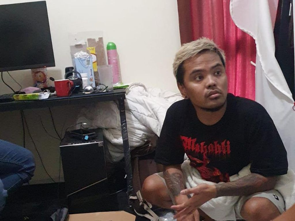 Ditangkap Gegara Narkoba, Coki Pardede: Aman, Sehat