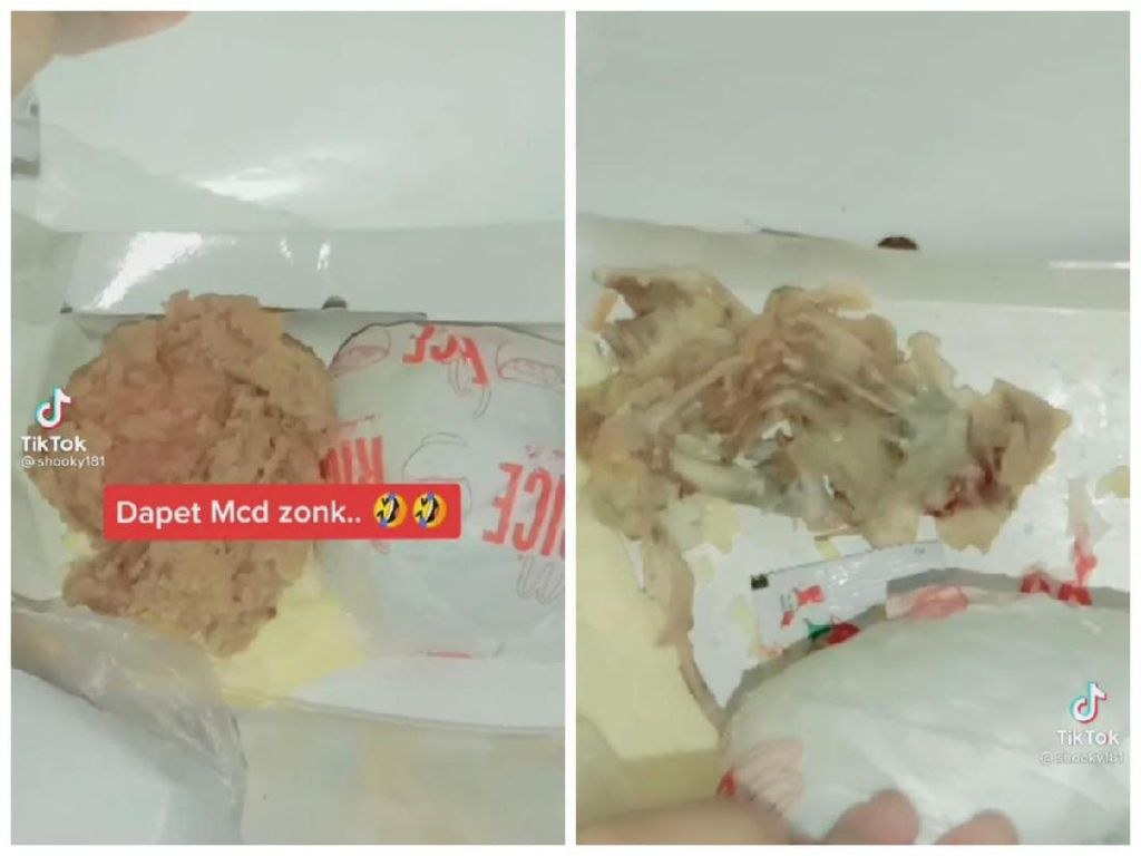 Sedih! Penjual Kerupuk Tunanetra Ini Diberi Nasi Basi dan Tulang Ayam