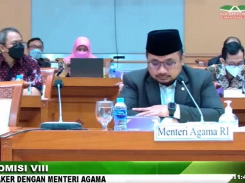Anggota DPR Minta Dilibatkan Kunker Menag: Rasah Ngacir Dewe!
