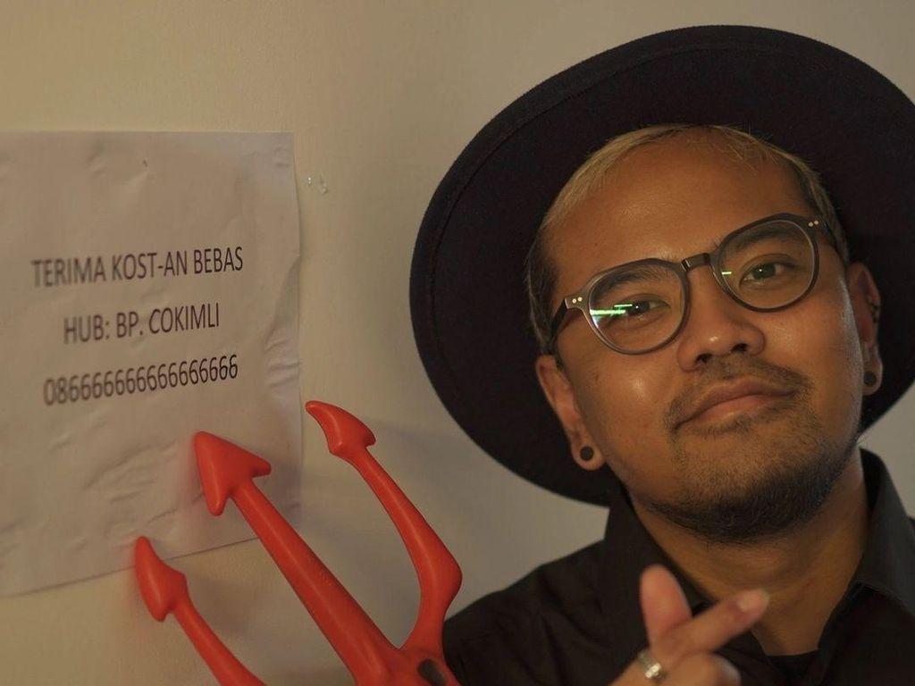 Coki Pardede Ditangkap, Polisi Duga Ada Jaringan Narkoba di Kalangan Komika