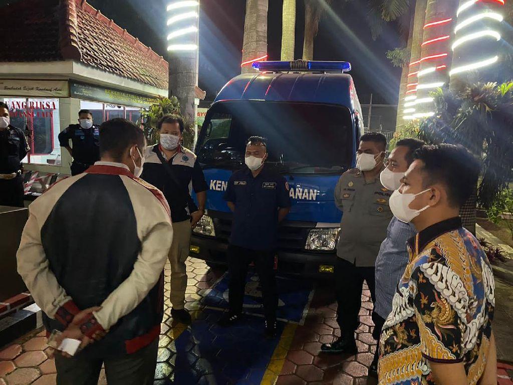 Divonis Mati-Seumur Hidup, 2 Napi Rutan Bandung Dipindah ke Nusakambangan