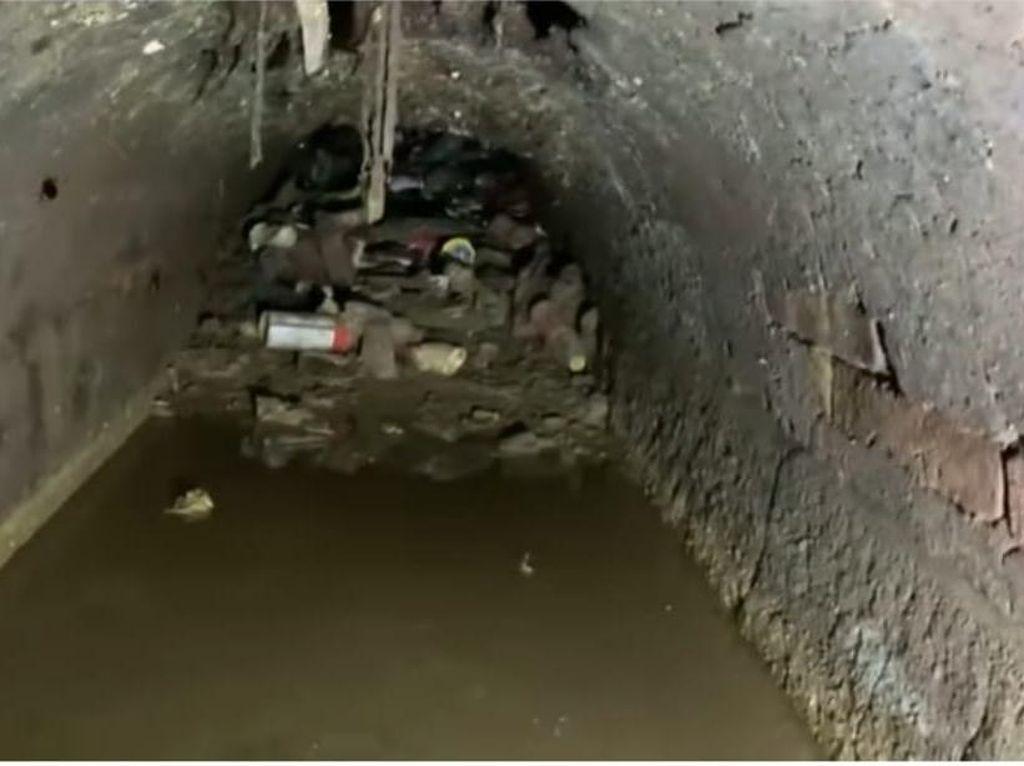 Penampakan Ruang Mirip Bunker di Lokasi Penemuan Terowongan Kuno