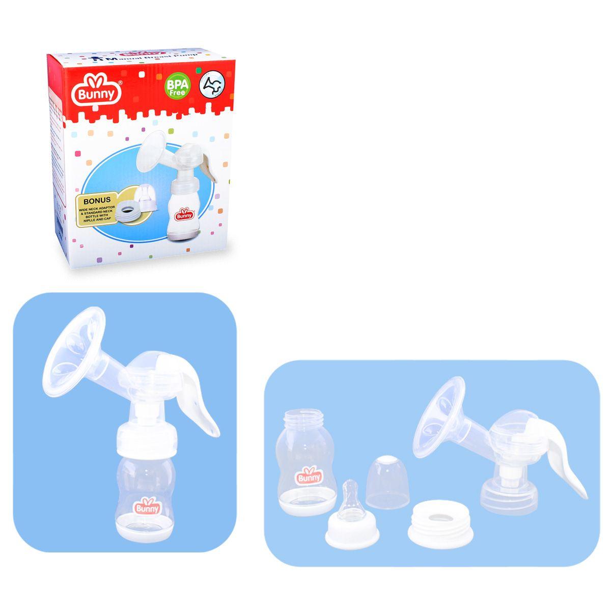 Máy hút sữa bằng tay LustyBunny