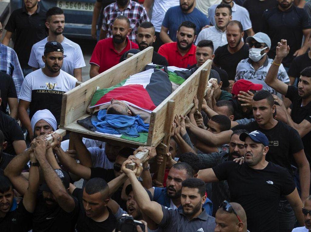 3 Warga Palestina Ditembak Tentara Israel Dalam Sehari