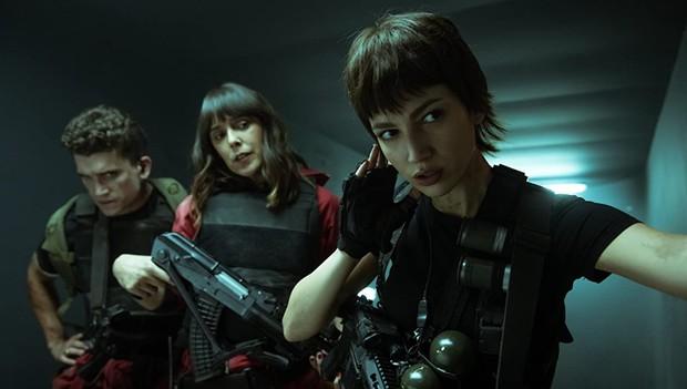 Rekomendasi Netflix, Money Heist Season 5