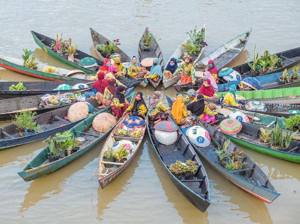 29 Sungai yang Dimanfaatkan Sebagai Sarana Transportasi Utama di Indonesia