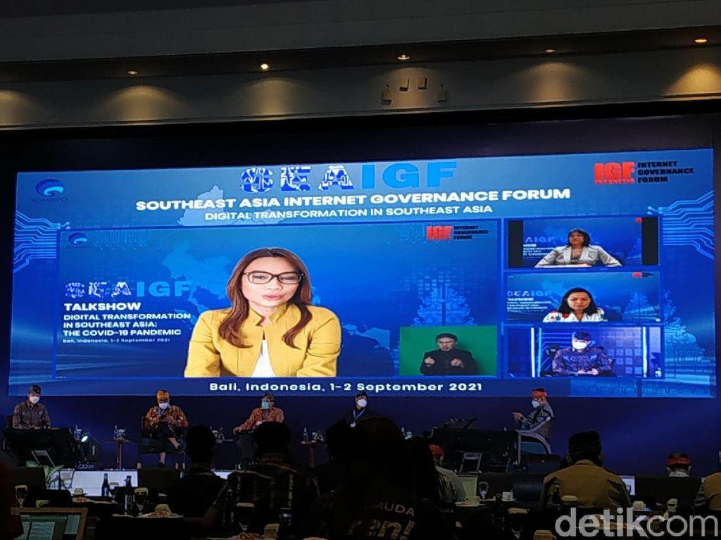 Sedih! RI Kurang Talent Perempuan untuk Keamanan Siber