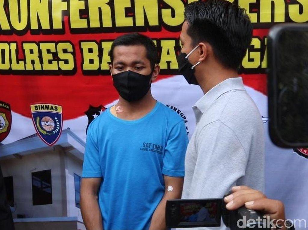 Sadisnya Suami Habisi Nyawa Istri di Jalanan Banjarnegara Gegara Cemburu
