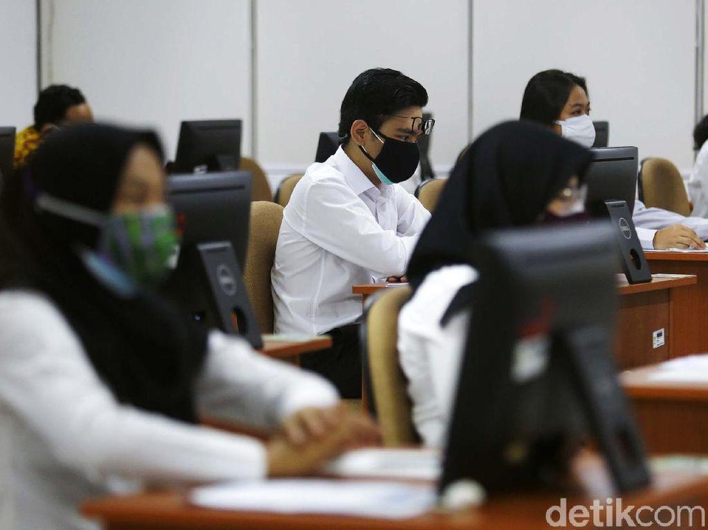 Rincian Passing Grade PPPK Guru dan Non Guru 2021 Lengkap