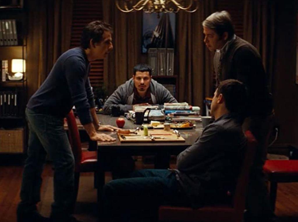 Bukan Money Heist, Ini Tower Heist: Aksi Pencurian Lucu Ben Stiller