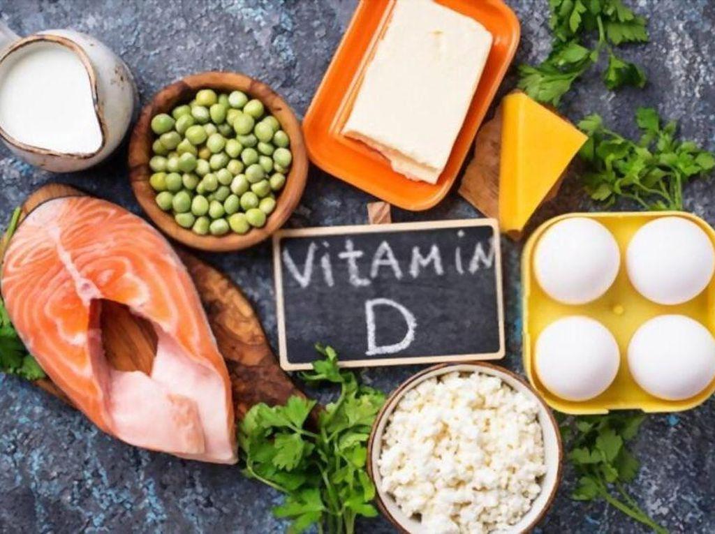 5 Ragam Makanan Sehat untuk Lengkapi Kebutuhan Vitamin D