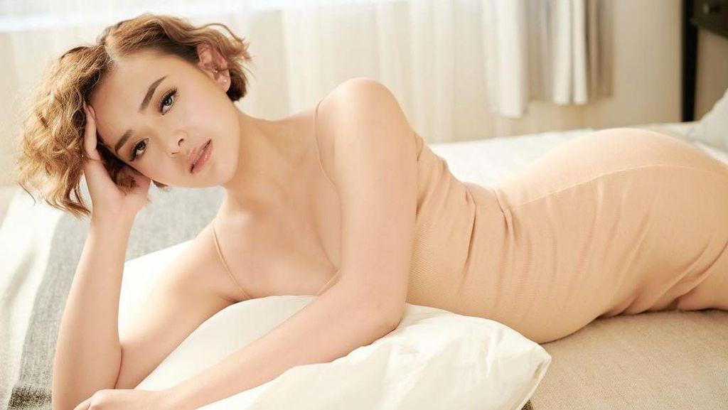 8 Potret Seksi Amanda Manopo yang Curi Atensi Netizen, Bikin Susah Kedip