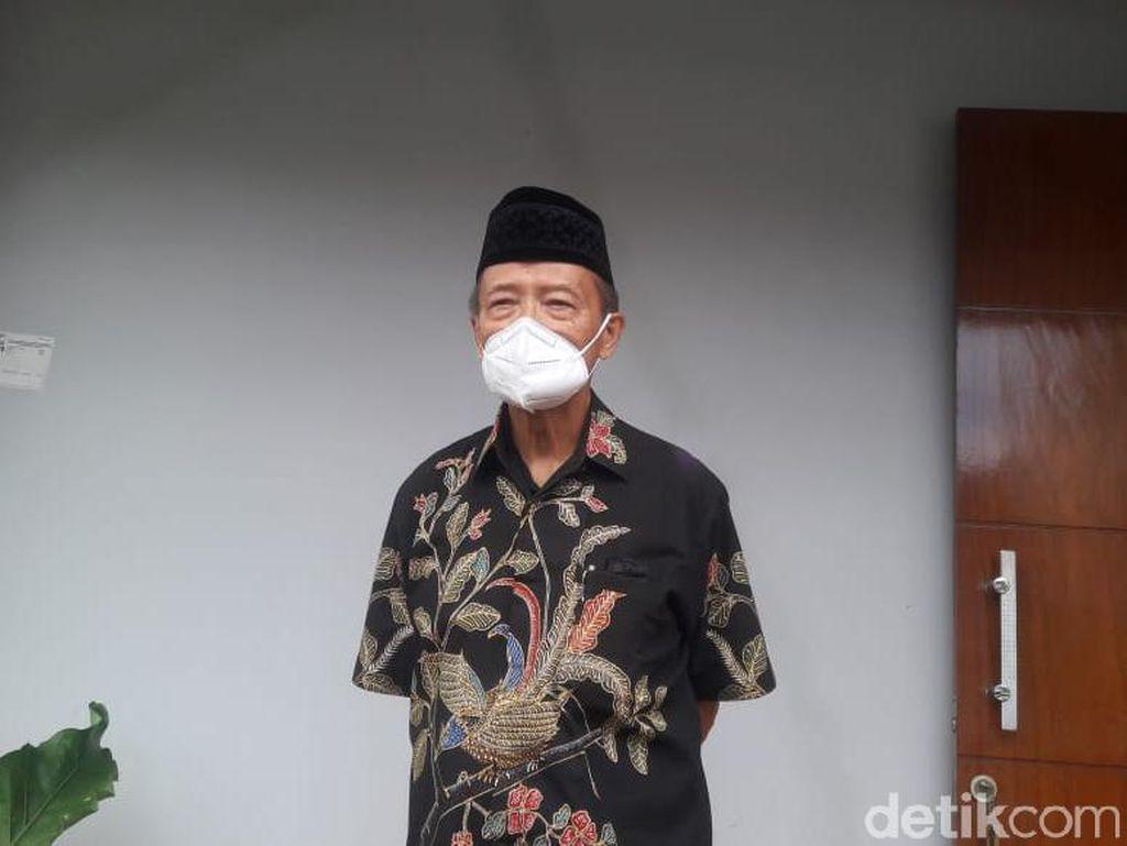 Buya Syafii Bicara Soal Baliho Berbau Pemilu, Singgung Syahwat Kekuasaan