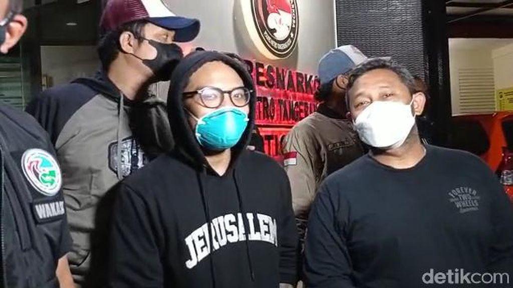 Potret Penampakan Coki Pardede Usai Ditangkap karena Narkoba