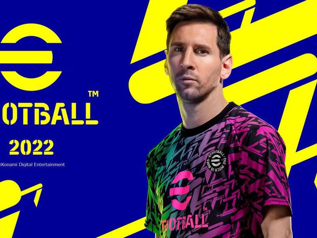 Penerus Pro Evolution Soccer Siap Dirilis, Apa yang Baru?