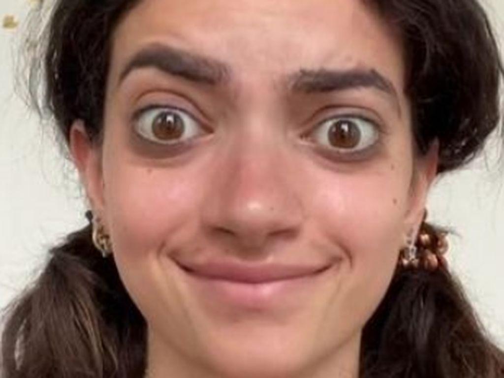 Wajah Asli Bintang TikTok Ini Jadi Viral, Mirip Mr. Bean Jika Tak Pakai Makeup