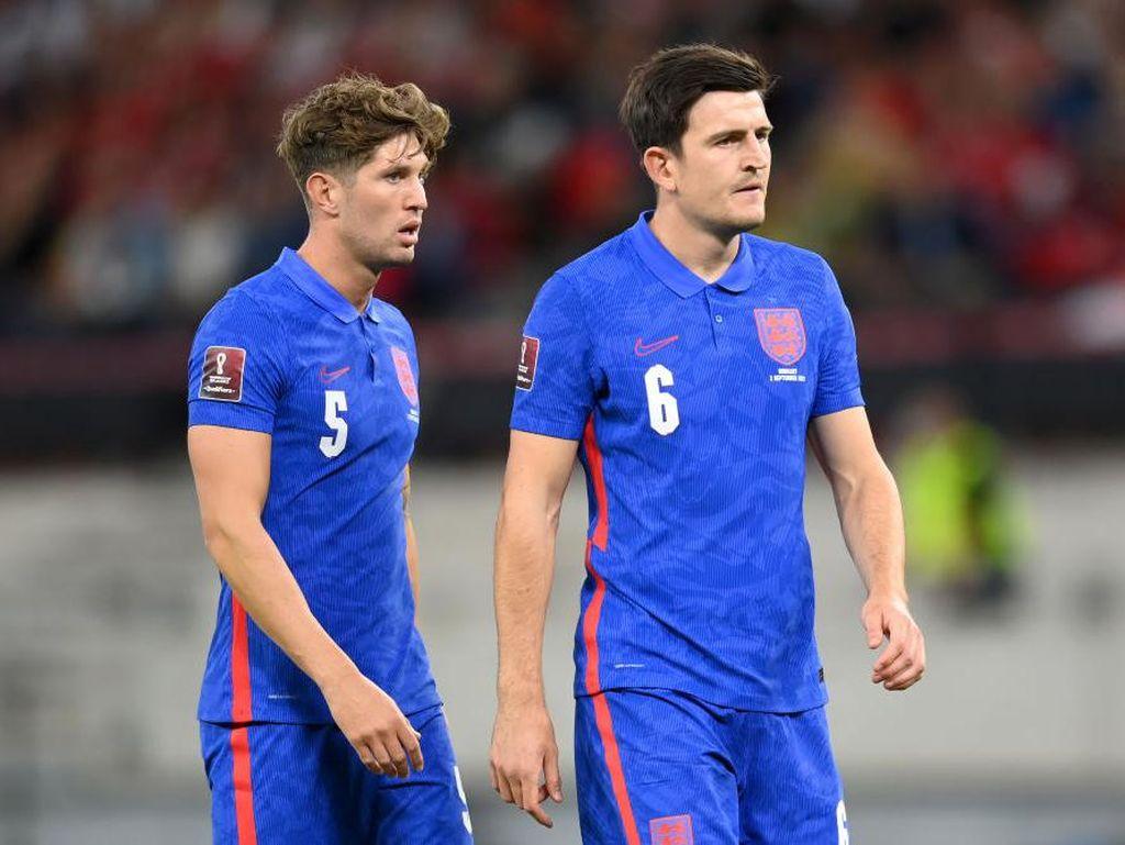 Maguire: Pemain Inggris Tak Dengar Suara Monyet, tapi Jelas di TV