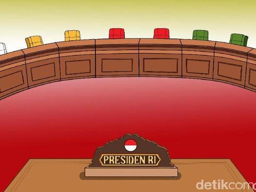 Wacana Perpanjangan Jabatan Presiden, Buya Syafii: Tidak Setuju!