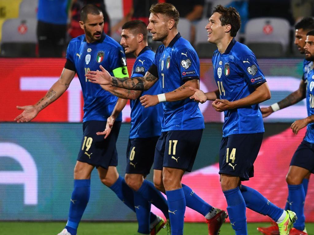 Top! Italia Ukir Rekor Tak Terkalahkan Terpanjang