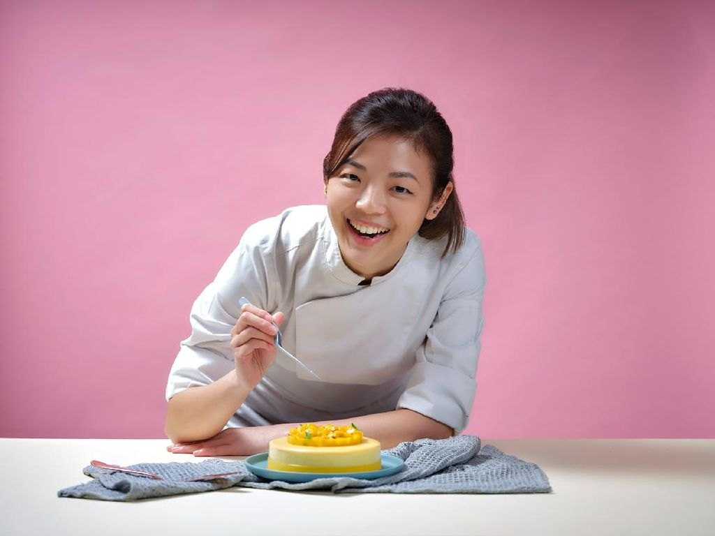 Mantan Pastry Chef Restoran Michelin Star Ini Kini Jualan Kue Online