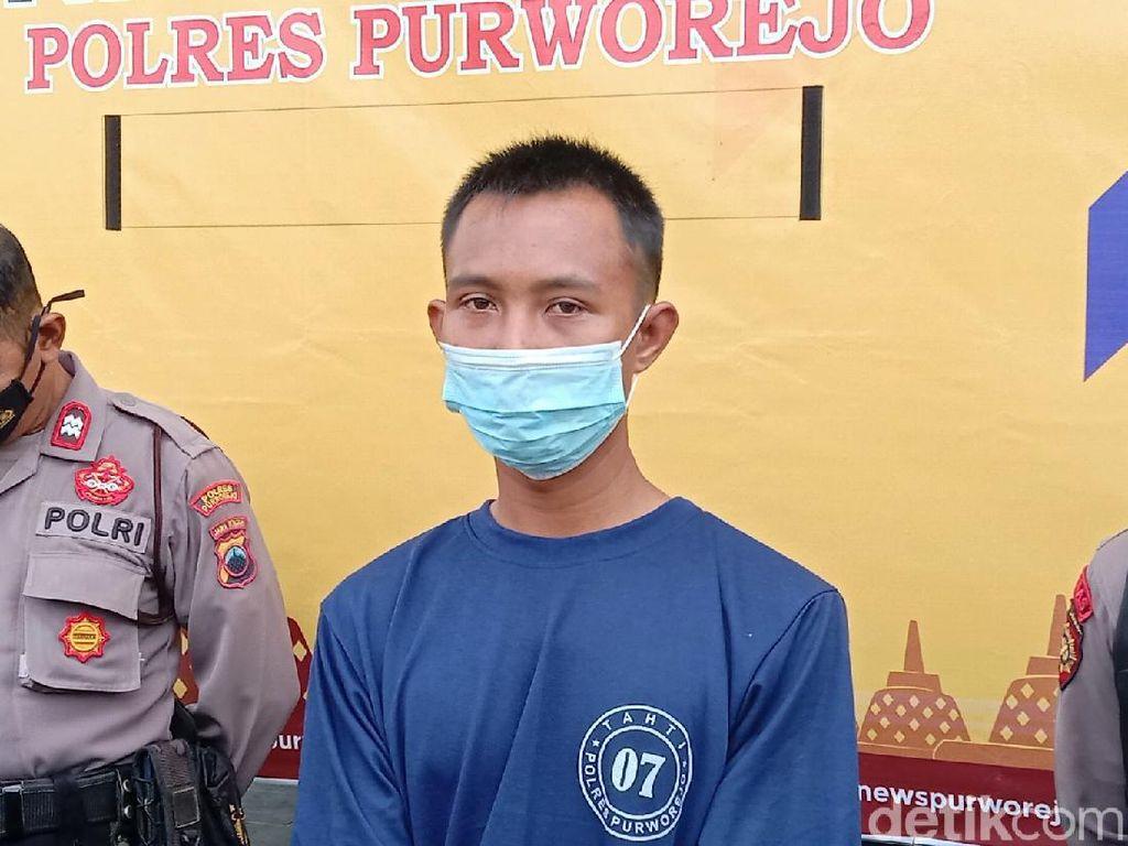 Pengakuan Bejat Pelaku Begal Payudara yang Ditangkap di Purworejo