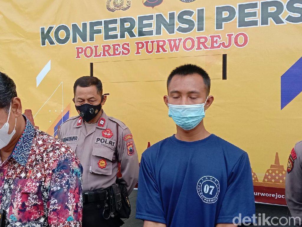 Pelaku Begal Payudara di Purworejo Ditangkap!