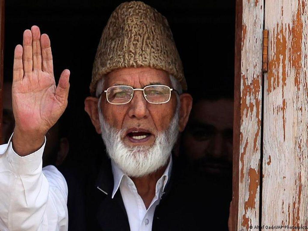 Tokoh Separatis Meninggal Dunia, Otoritas India Gembok Kashmir