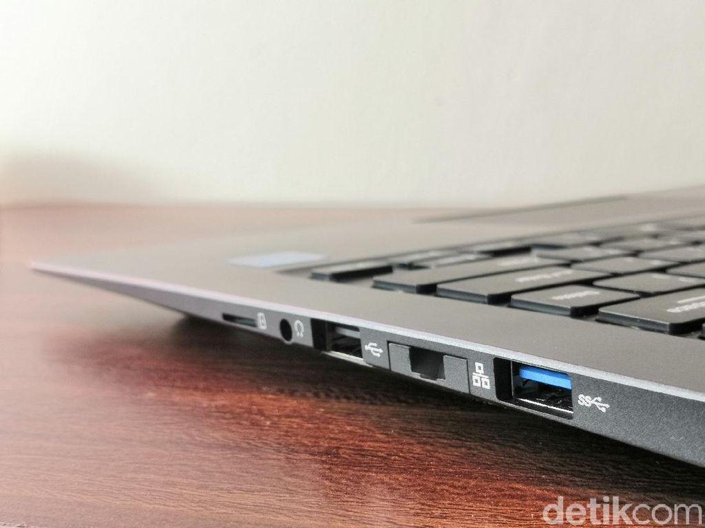 Axioo MyBook 14H, Laptop Tipis Rp 4 Jutaan