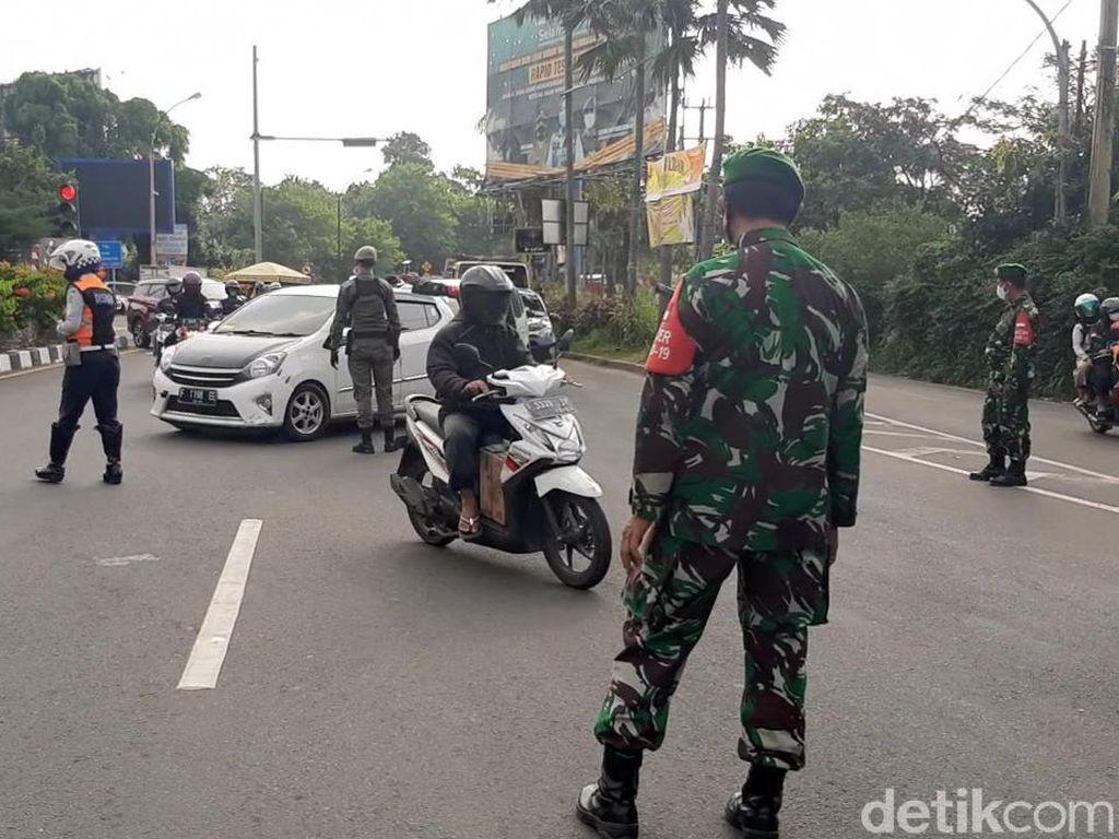 Pemotor Jakarta Pinjam Pelat Orang Lain Demi Lolos Gage Puncak