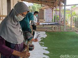 Usaha Batik Ini Tetap Bertahan di Masa Pandemi Berkat Ibu-ibu Rumah Tangga