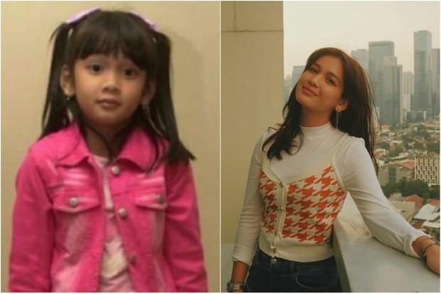 Dea Imut mantan aktris cilik sekaligus penyanyi