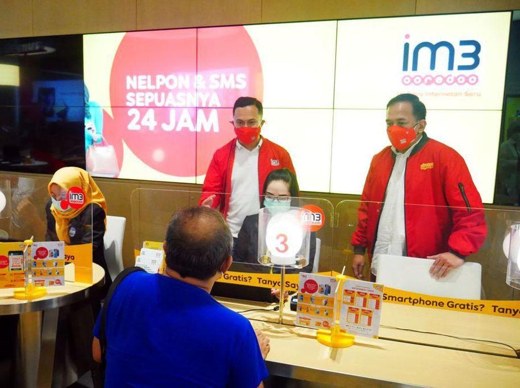 Hari Pelanggan, Indosat Ooredoo Tebar Promo di GERAI ONLINE