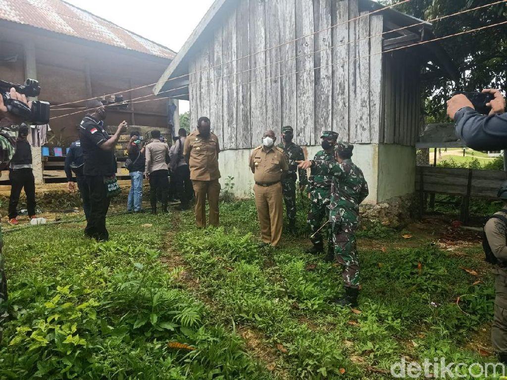 Bupati Se-Papua Barat Kecam KKB Serang Posramil Kisor Tewaskan 4 Prajurit