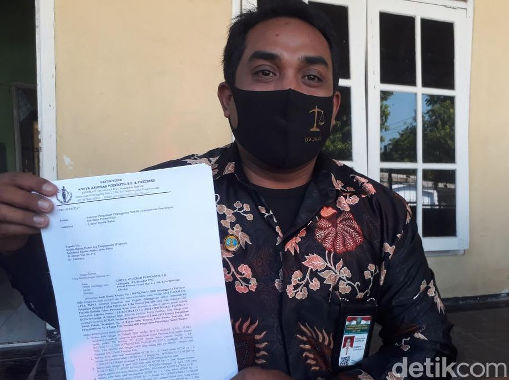 Curhat Korban Penipuan CPNS Laporannya Tak Ditangani Polres Pasuruan Kota