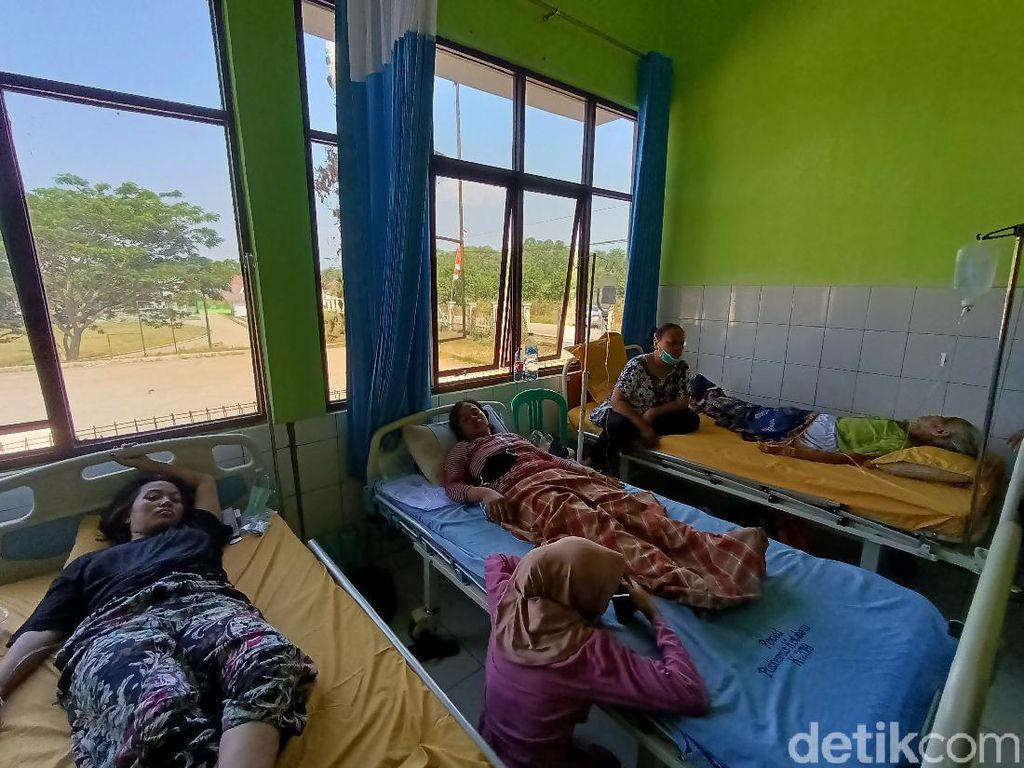 Puluhan Warga Karawang Keracunan Makanan, Polisi Periksa 10 Saksi