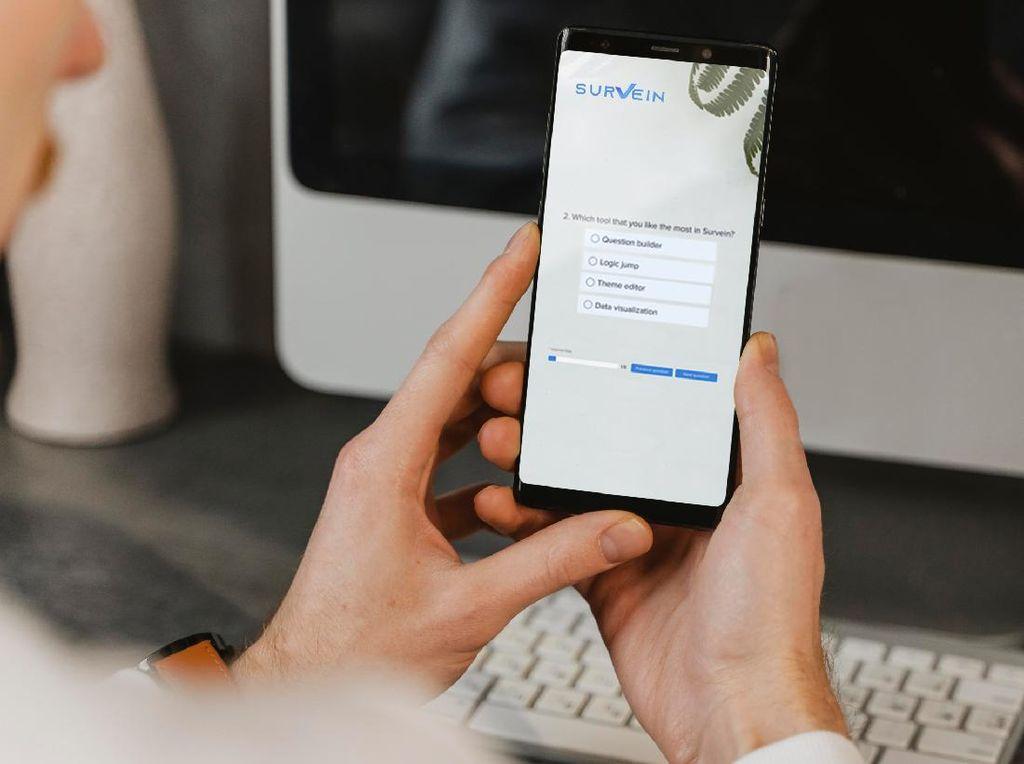 Survein, Platform Pembuatan Formulir Online asal Indonesia