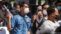 Satgas: RI Cetak Rekor Positivity Rate Terendah Sepanjang Pandemi