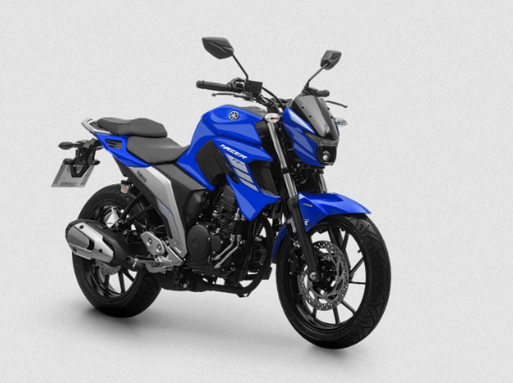 Yamaha Luncurkan Naked Sport 250cc Anyar, Harga Rp 31 Jutaan