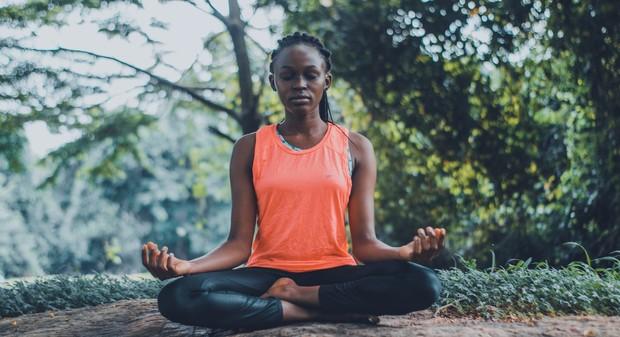 Meditasi di alam bebas bisa menambah tingkat spiritual para pisces