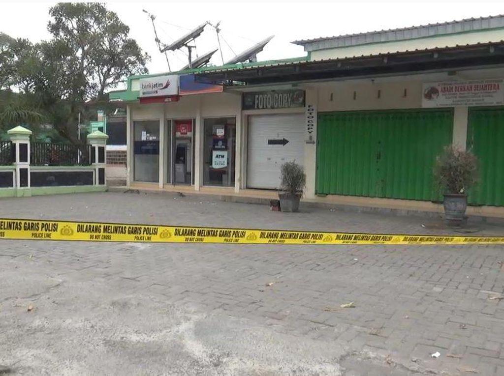 Kardus Mencurigakan Ditemukan di Dekat ATM Madiun Bikin Geger