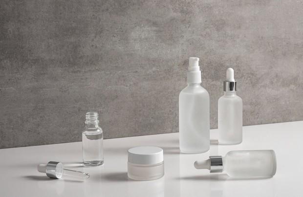 Label chemical-free yang digunakan dalam pemasaran skincare | Foto : freepik