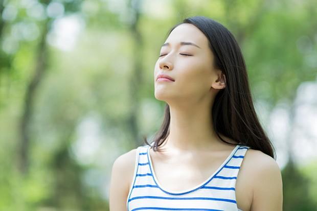 Menghirup udara untuk meningkatkan dopamin/ Foto: Freepik.com