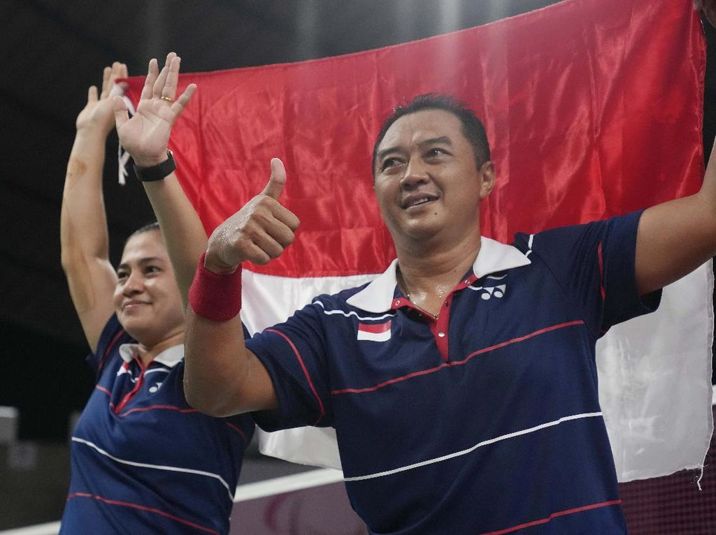 NPCI Tasikmalaya Bangga 2 Atletnya Sabet Medali Paralimpiade