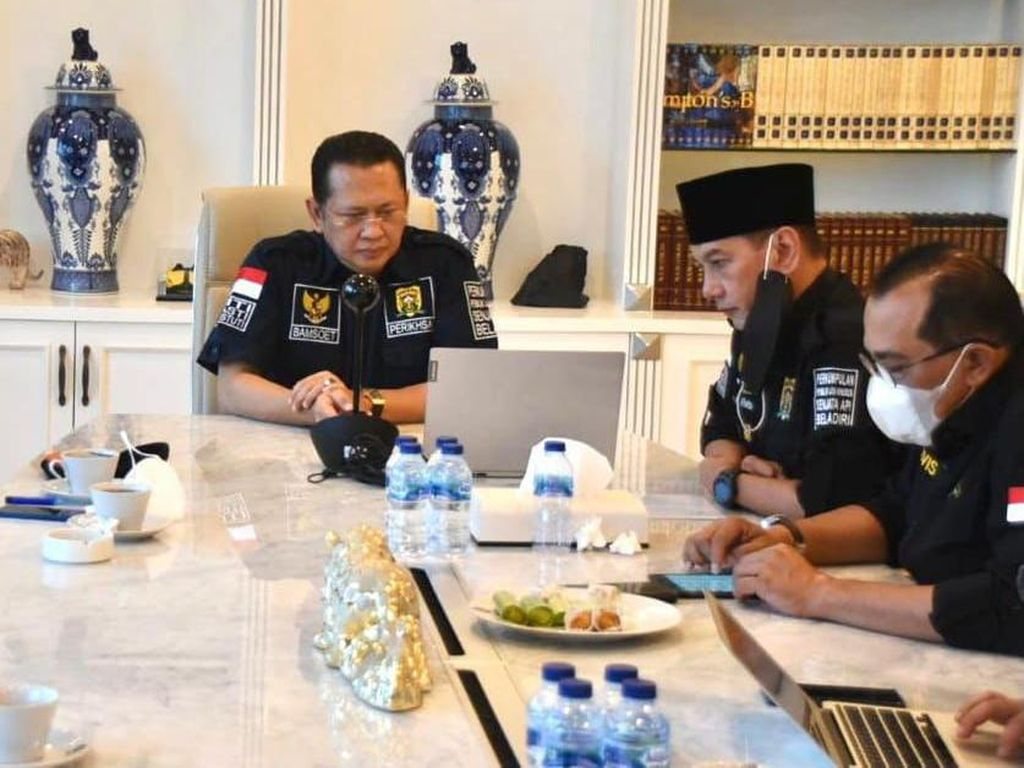 Ketua MPR Puji Polisi Bongkar Pabrik Narkoba Jaringan Internasional